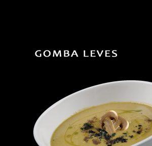 GOMBA LEVES-