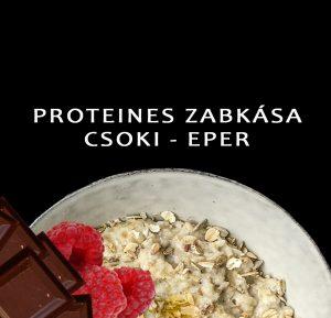 PROTEINES ZABKÁSA CSOKI-EPER-