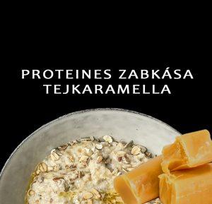 PROTEINES ZABKÁSA TEJKARAMELLA-