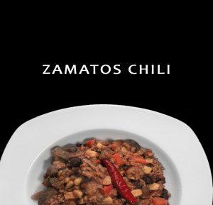 ZAMATOS CHILI-